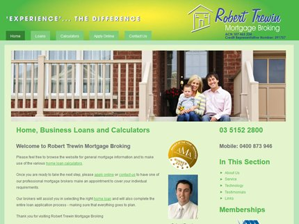 Robert Trewin Mortgage Broking