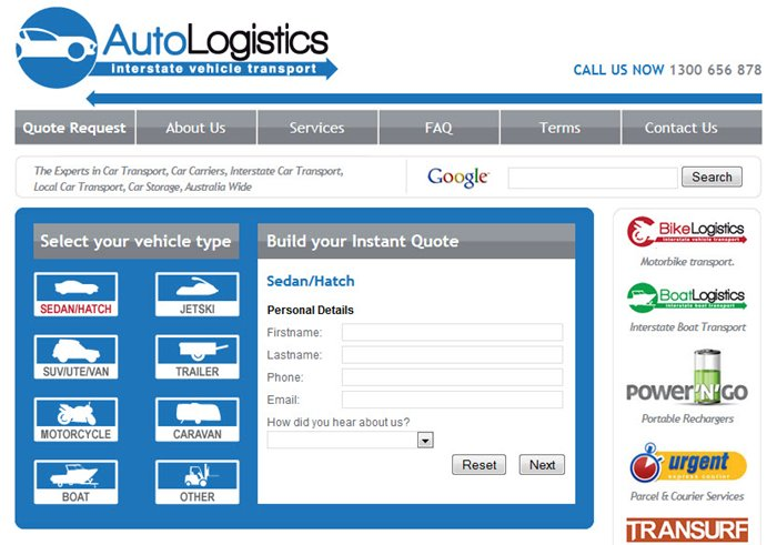 Go to Auto Logistics